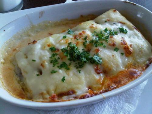 110129 Beef Lasagna