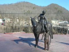 Mary Breckinridge Statue