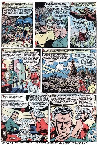 planet comics 60 - mysta (may 1949) 07