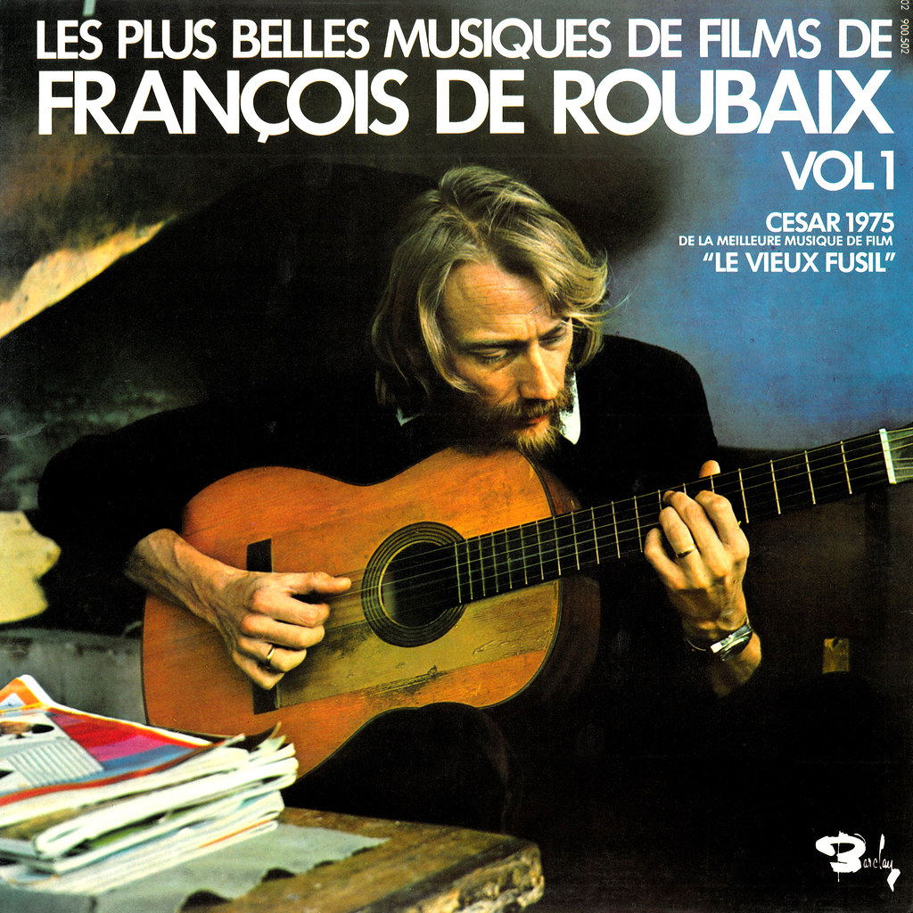 François De Roubaix - Les plus belles musiques de films Vol.1