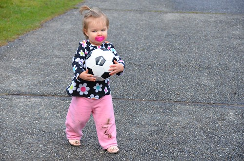 Cloudy Soccer Wanda
