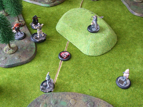 Malifaux Story Event - Game 1