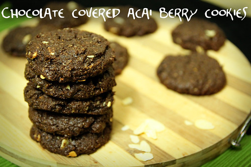 Chocolate-covered-acai-berry-cookies