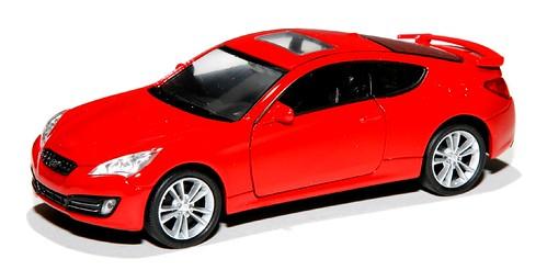 Welly Hyundai Genesis