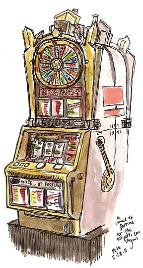 wheel of (mis)fortune