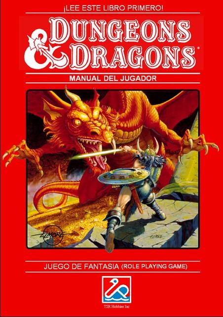 Dungeons & Dragons (Dalmau)