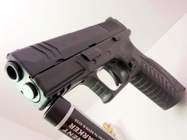 springfield armory xdm 3.8 .40 caliber (6)