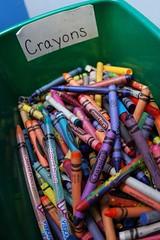 Crayon Bin - 40/365 - 9 February 2011