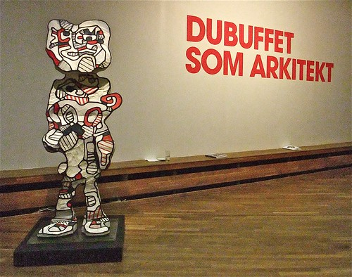 """Dubuffet as architect"""
