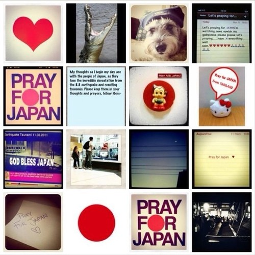 みんなー、ありがとう(*^_^*)v 被災地のみなさん、がんばれー!p(^_^)q