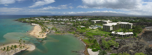 Waikoloa Resorts and Anaehoomalu Bay - Post 2011 Tsunami