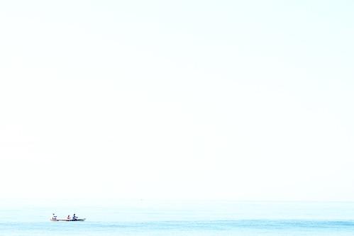 Perdidos en el mar o en el cielo
