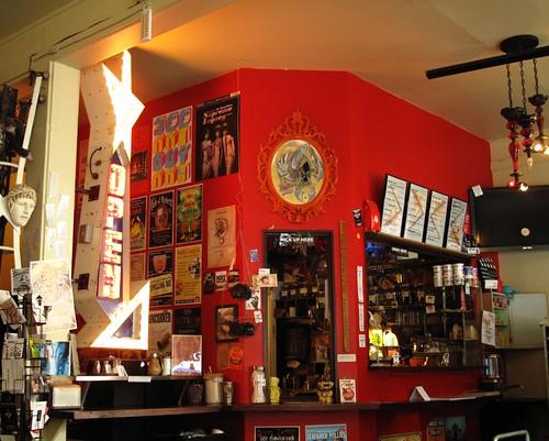 Belmont Cafe Seattle