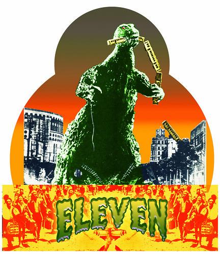 The Godzilla Birthday Crown
