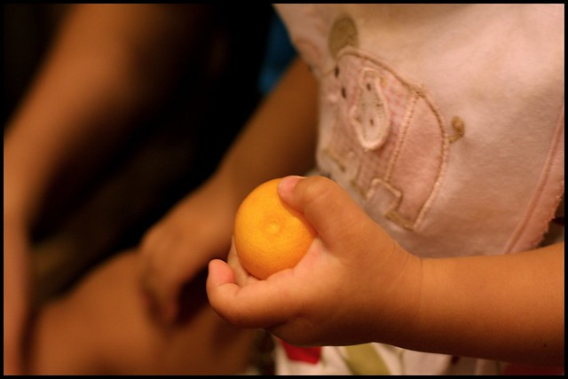 Eva's Tangerine