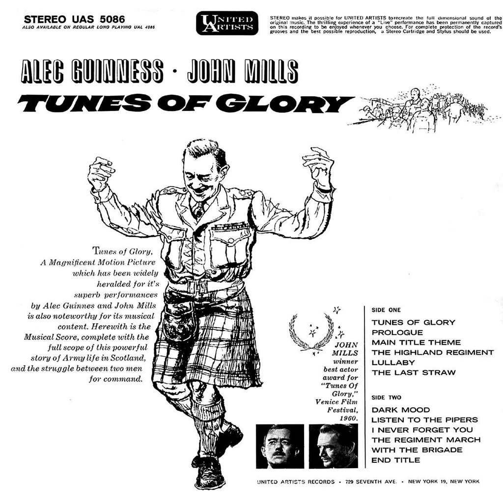 Malcolm Arnold - Tunes of Glory