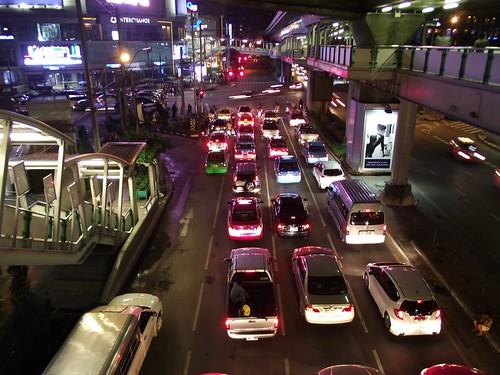 Ночной Бангкок