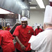 Chefs compete for quarterly title
