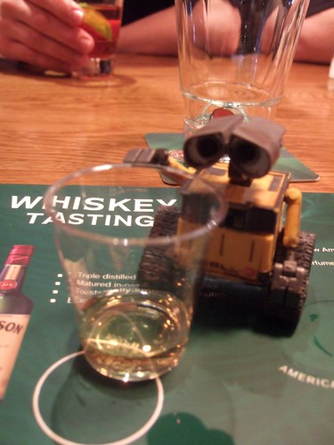 Day 232 Rejected - Whiskey Tasting by ajwalters