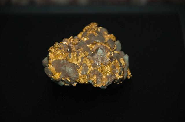 Gold Specimen, Kalgoorlie Museum