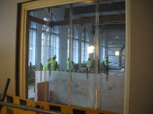 New Lift Shaft Doors