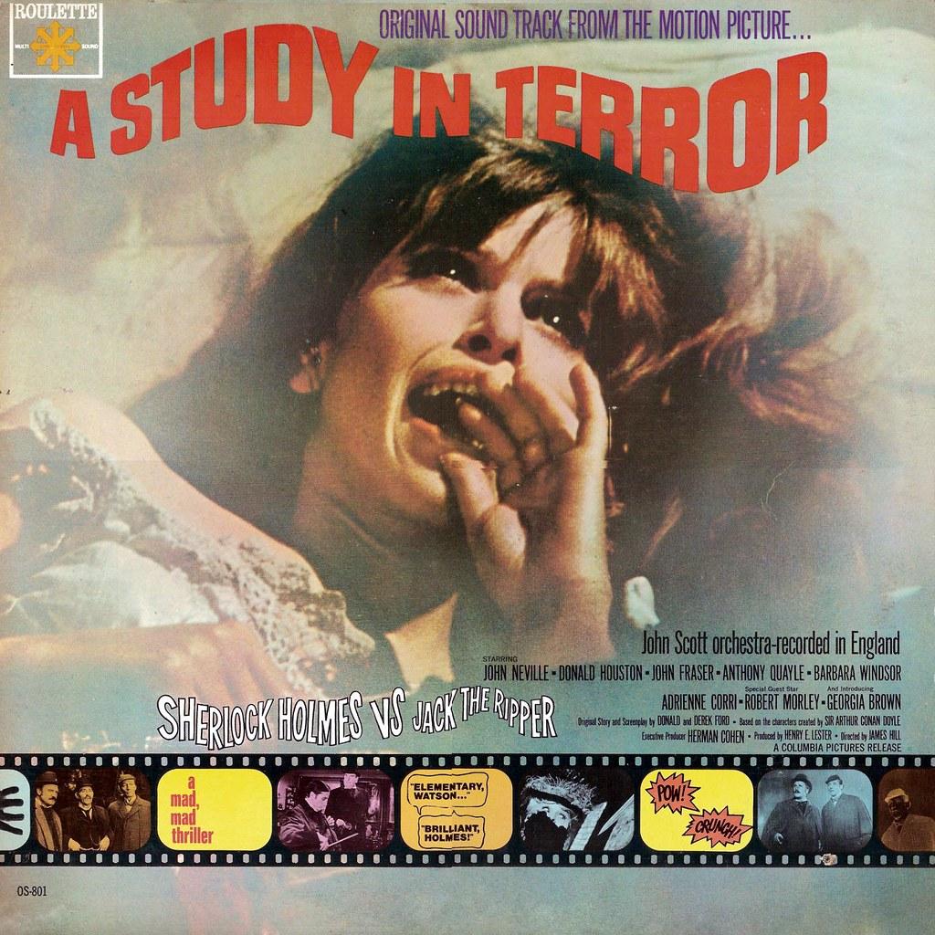 John Scott - A Study in Terror