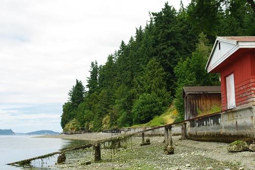 Kitsap Boathouses
