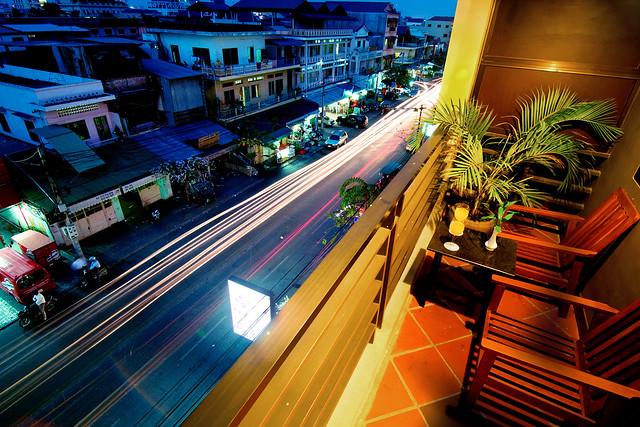 Veranda, Macau Hotel