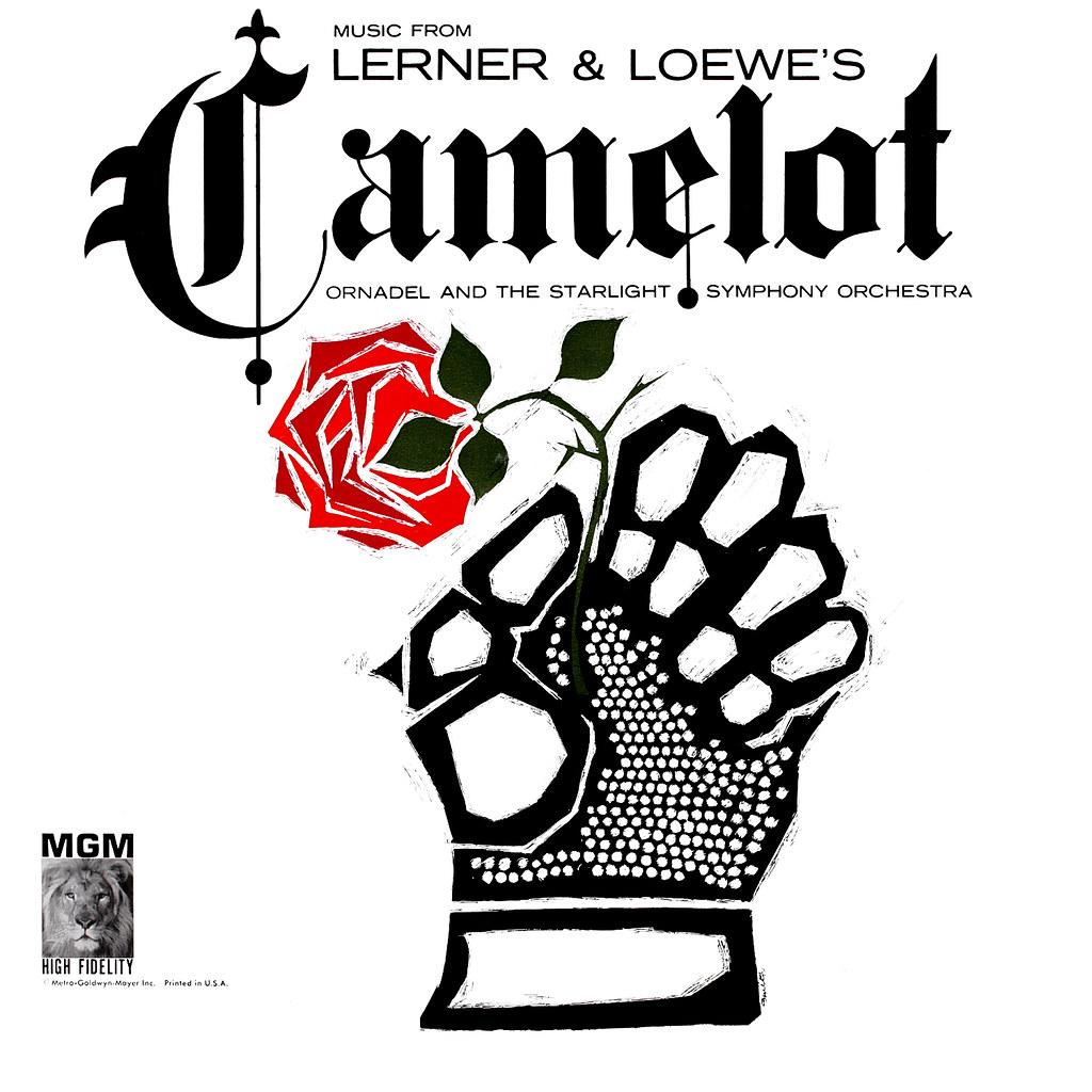Cyril Ornadel - Camelot