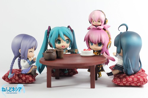 It's your birthday cake, Luka-chan! ^^