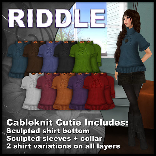 Cableknit - Promo 1