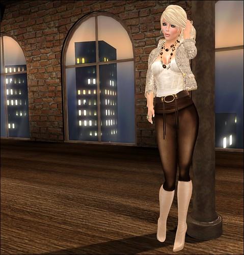 City Girl Interior