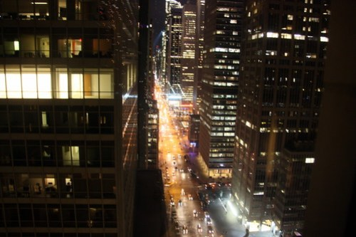 room with a view (of sixth avenue)