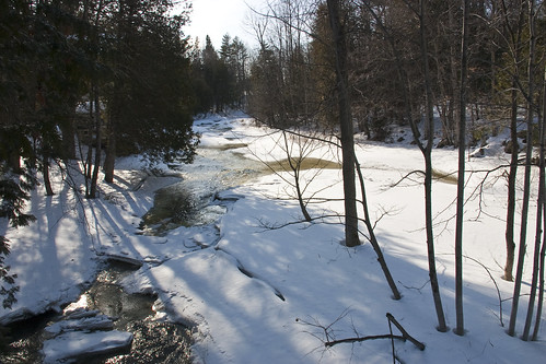 Indian River in February