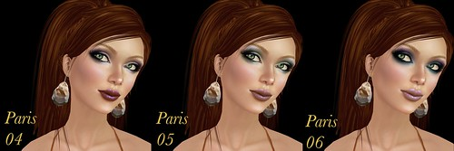 Chaisuki Paris Makeups 4-6