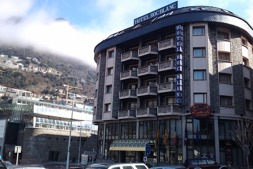 Hotel Roc Blanc en Andorra