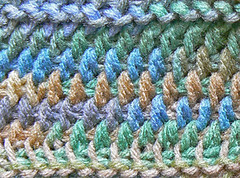 Twill Stitch