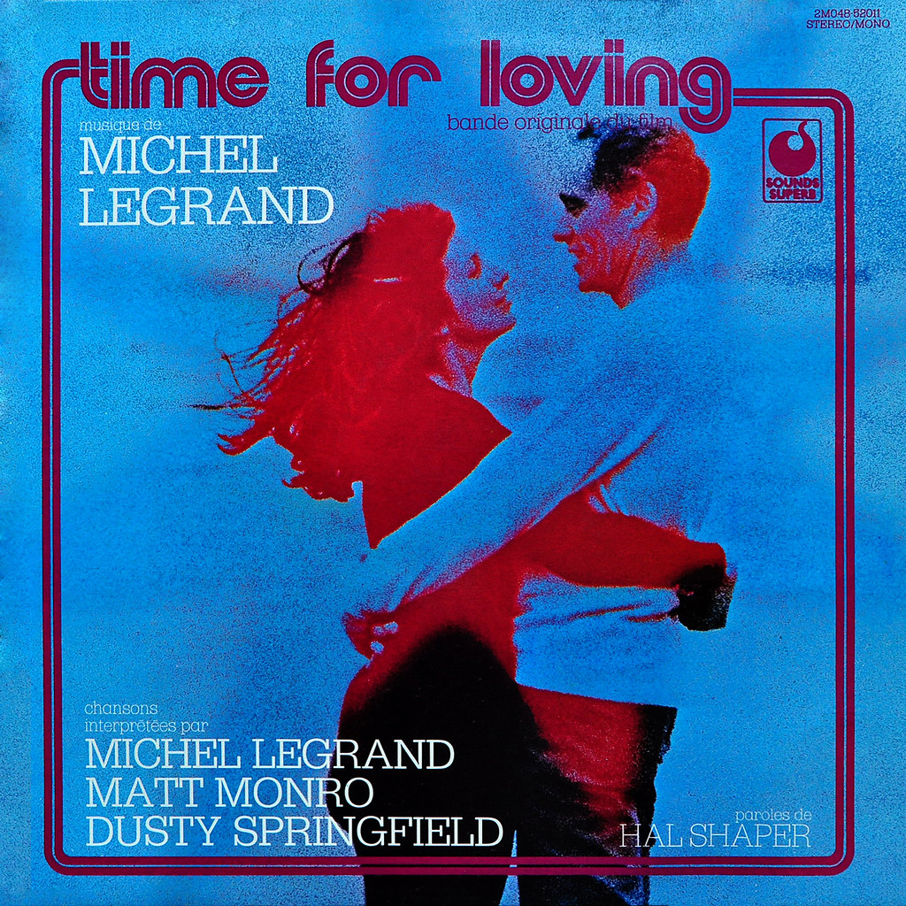 Michel Legrand - Time for Loving