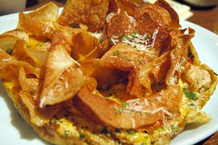 Potato Chip Frittata