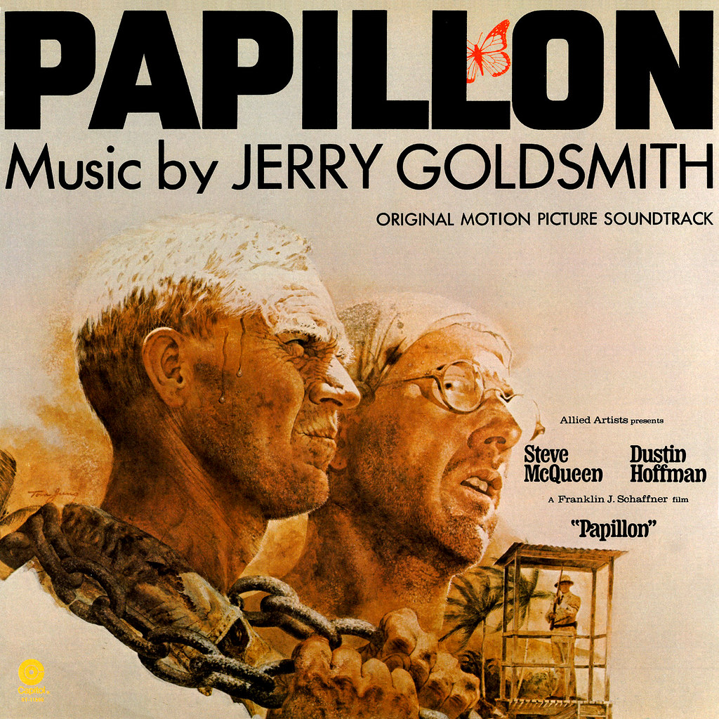 Jerry Goldsmith - Papillon