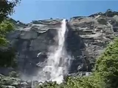Tueeulala Falls in Hetch Hetchy - Yosemite - J...