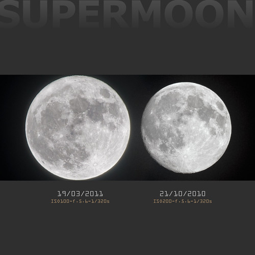SUPERMOON by hipydeus