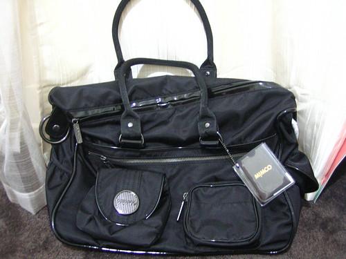 mimco 'baby' bag