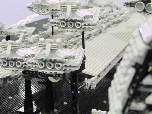 57 Rear shot of The Imperial Star Destroyers