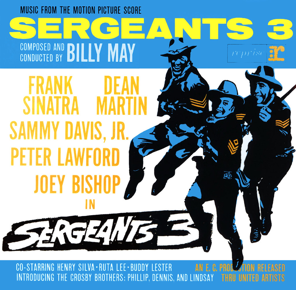 Billy May - Sergeants 3
