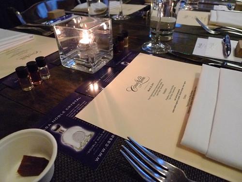 Casa Noble Dinner at Akasha