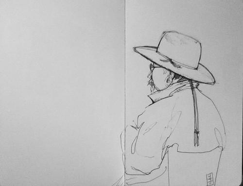 Lunch cowboy