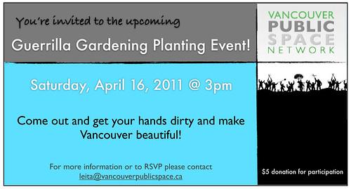 VPSN April 16 Invite