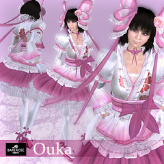 Ouka  at BareRose @ The Deck