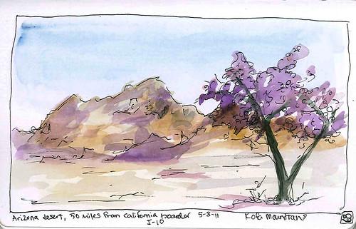 Kola Moutains, Arizona